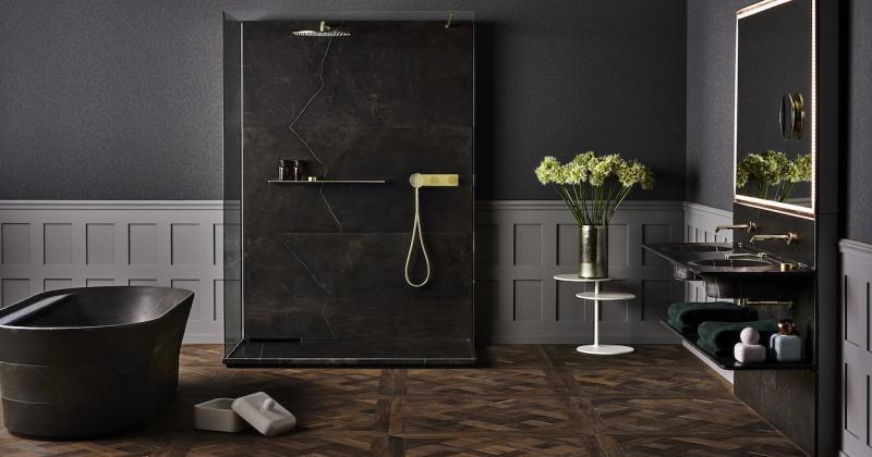 Clean bathroom design ideas