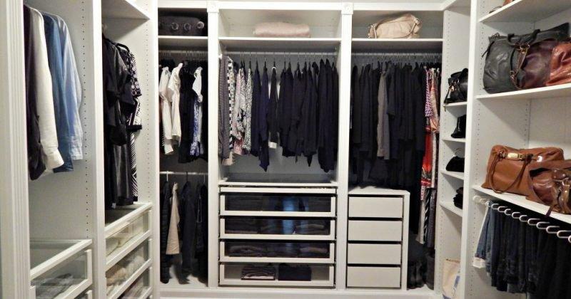 Closet drawers ikea