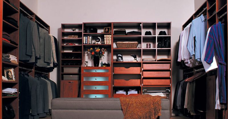 Closets by design drawers