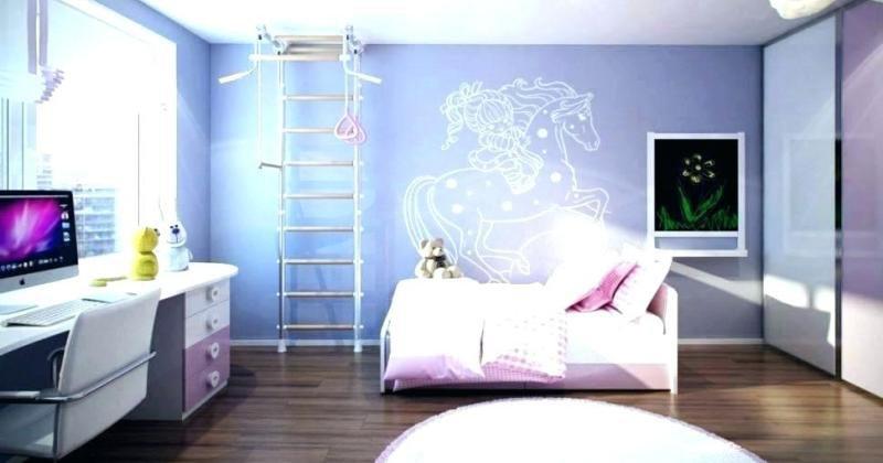 Color for teenage girl bedroom