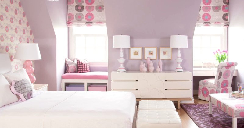 Colors for rooms mood