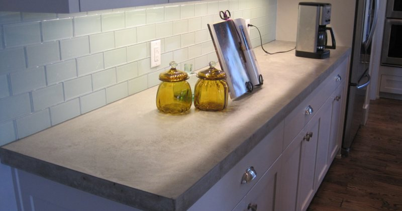 Concrete kitchen countertops near me