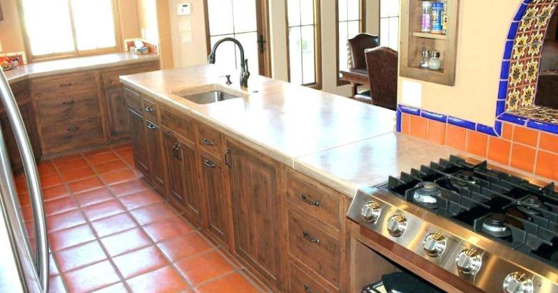 Concrete kitchen countertops reviews