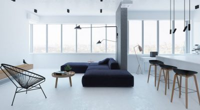 Contemporary Minimalist Apartment