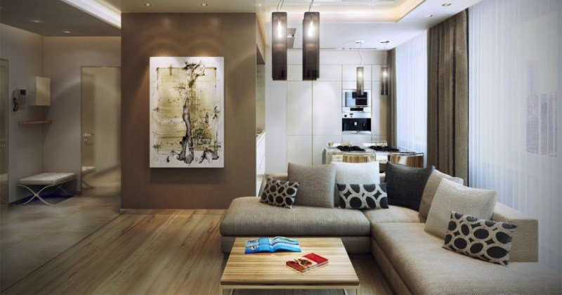 Contemporary house decorating ideas