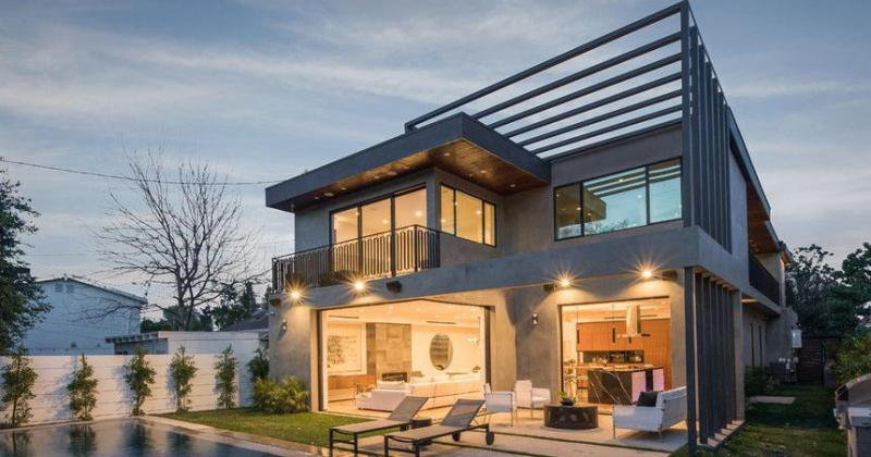 Contemporary house design ideas