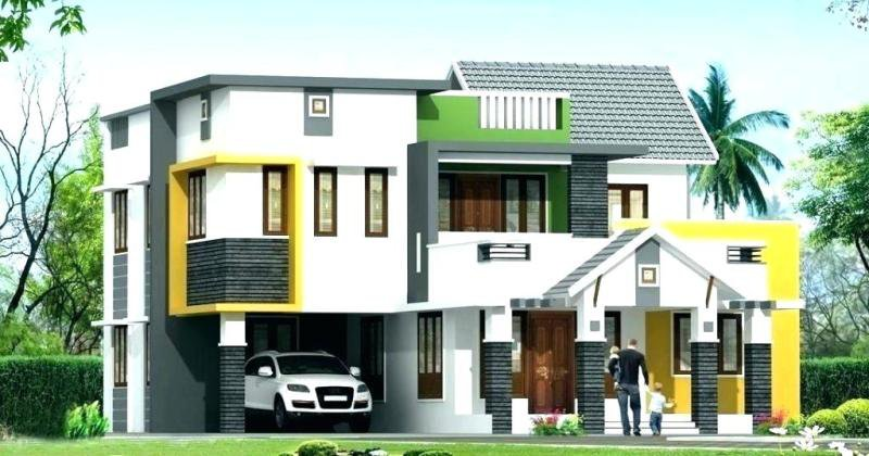 Contemporary house designs kerala