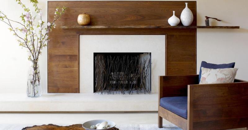 Cool fireplace mantels