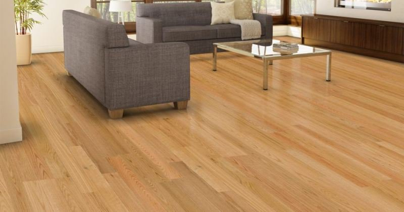 Cost of red oak flooring