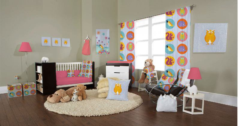 Design nursery room online free