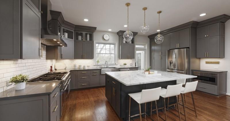 Design your kitchen remodel