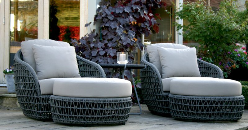 Designer garden furniture uk