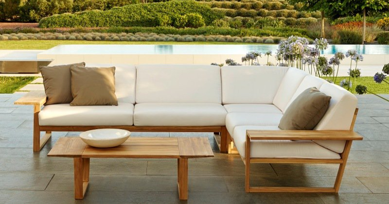 Designer outdoor furniture uk