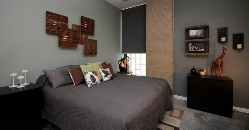 Diy masculine bedroom ideas
