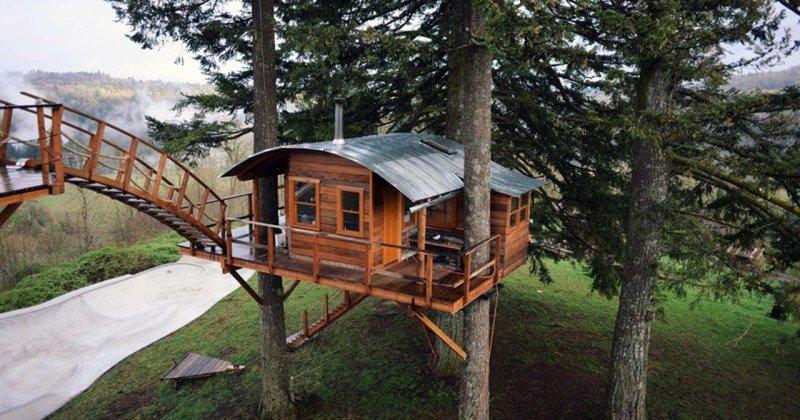 Easy treehouse ideas