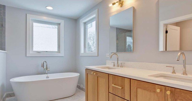 Elegant bathroom designs pictures