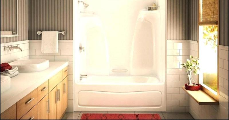 Elegant small bathroom images