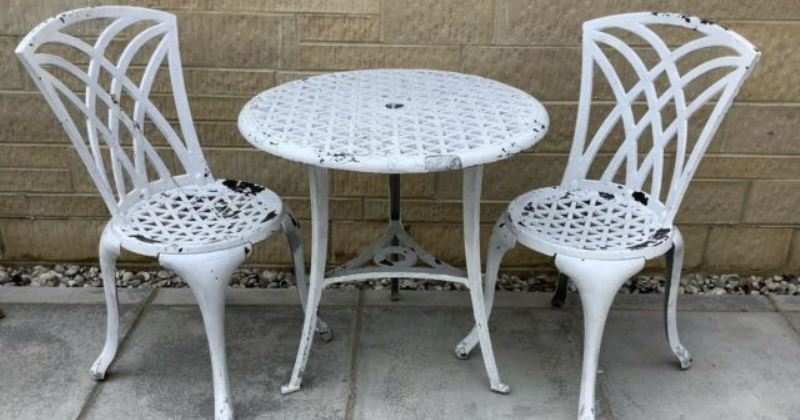 French garden furniture for sale