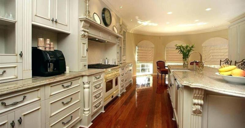 French provincial kitchen cabinet handles