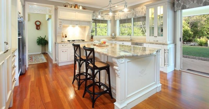 French provincial kitchen pictures