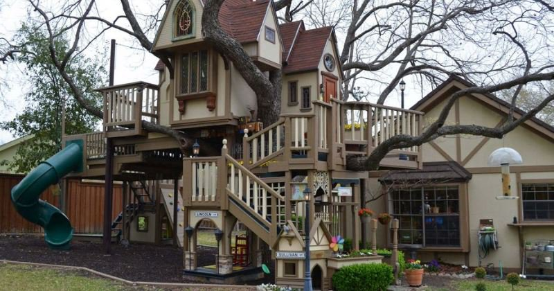 Fun treehouse ideas