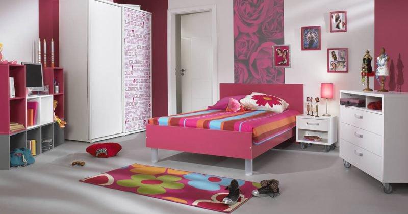 Furniture for teenage girl bedroom
