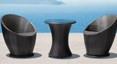 Futuristic Outdoor Furniture