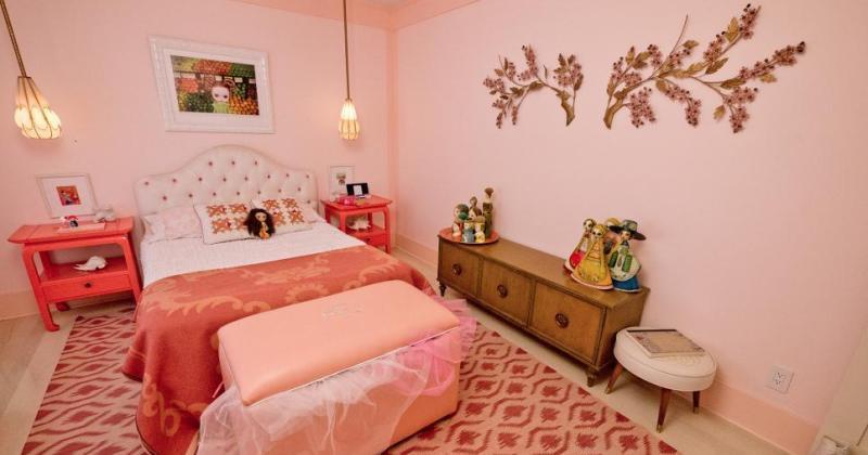 Girl room color ideas
