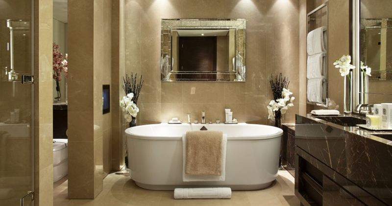 High end bathroom accessories uk