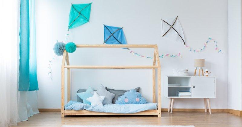 Home design children's room