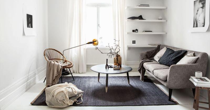 How to design minimalist apartment