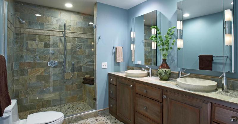 Ideas for bathroom lighting