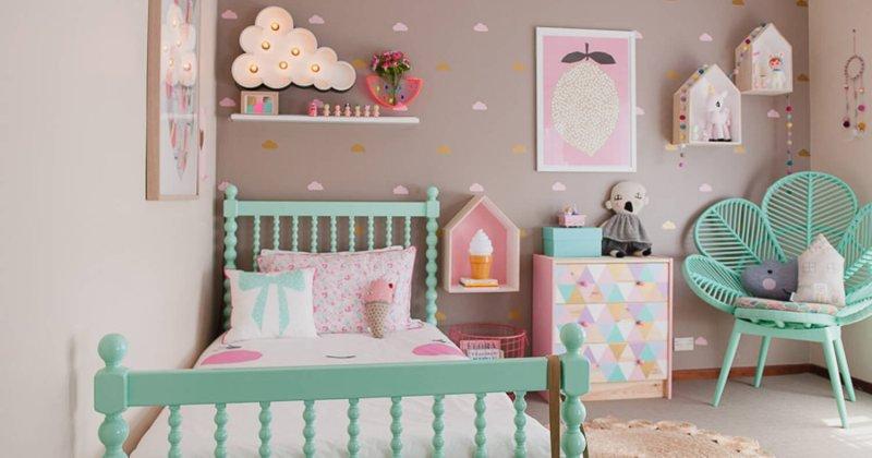 Ideas for children's room design