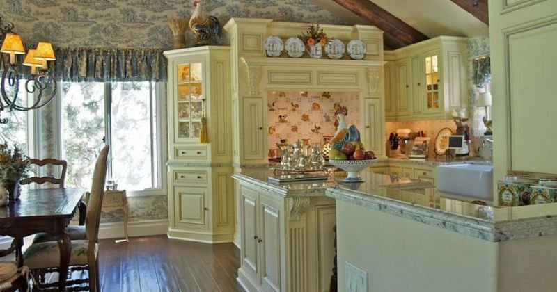 Ideas for french country kitchen