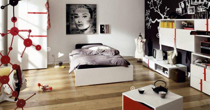 Ideas for teenage girl bedroom