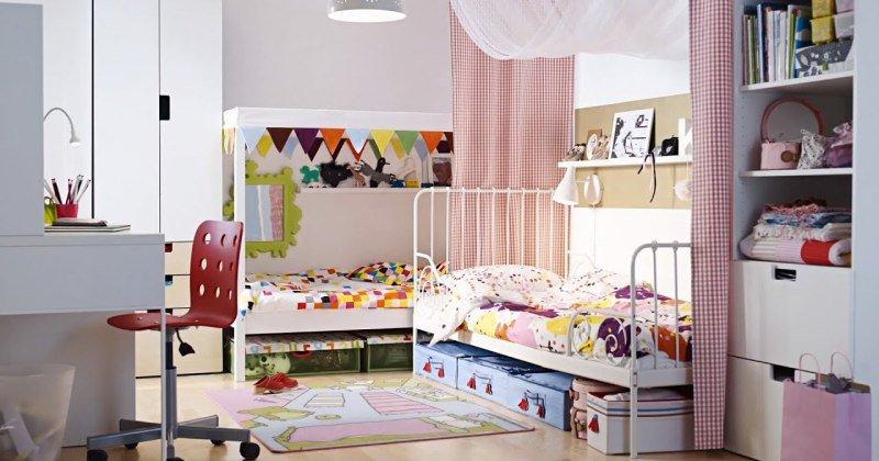 Ikea children's room design