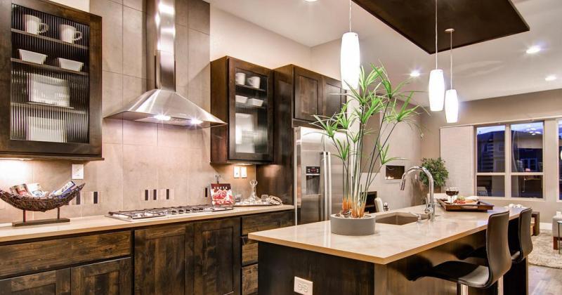 Kitchen remodel design layout