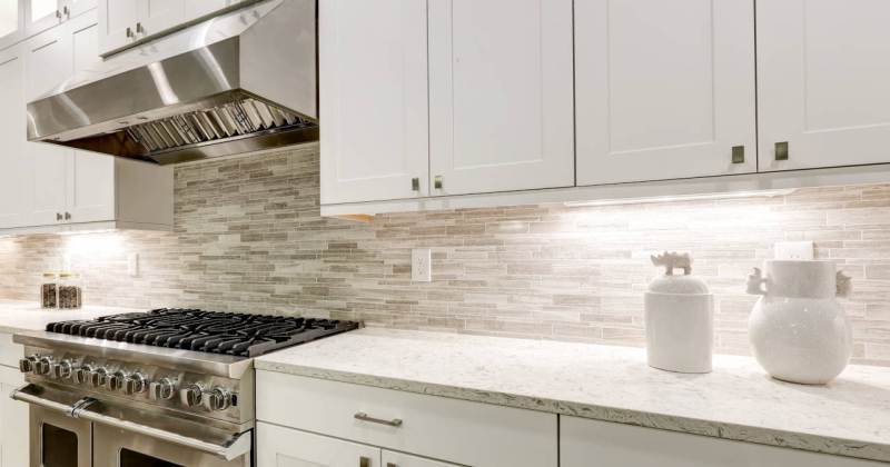 Laminate backsplash pictures
