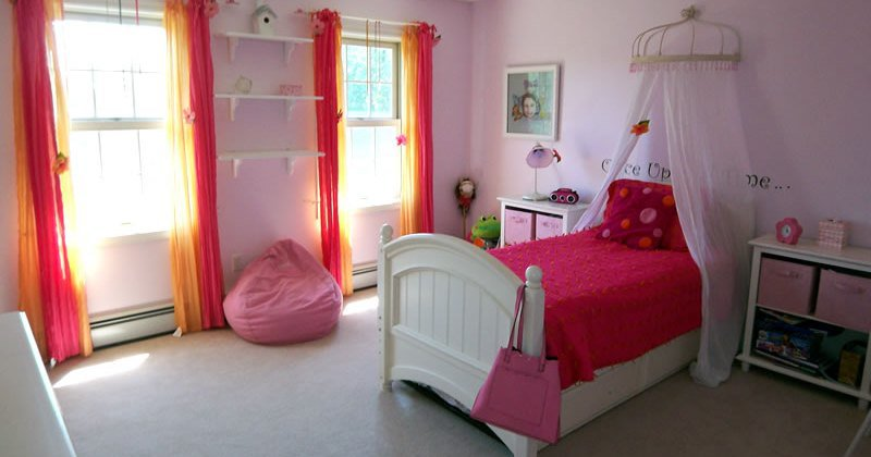 Little girl room color ideas