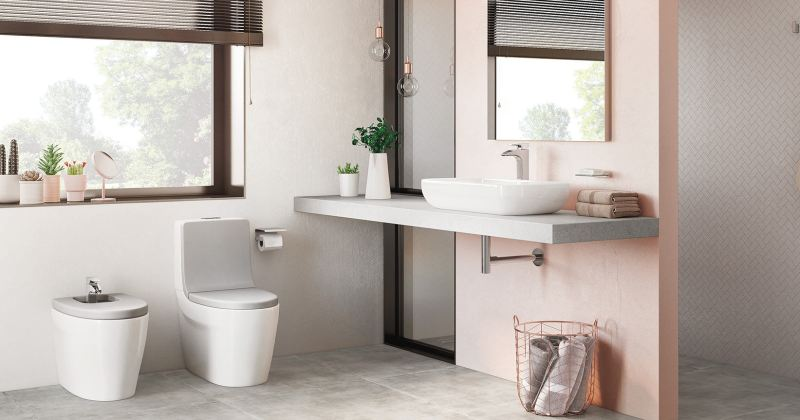 Luxury bathroom fittings brands in india