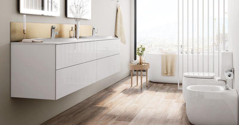 Luxury bathroom fittings brands