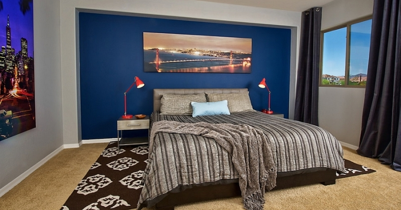 Masculine bedroom colors