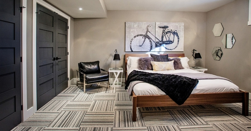 Masculine bedroom decor ideas