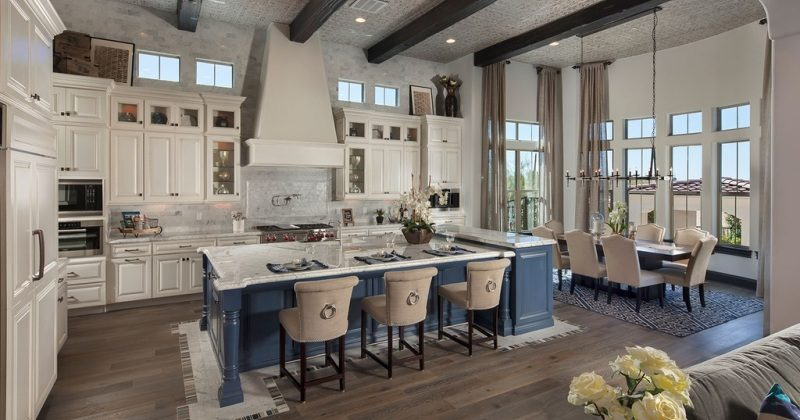 Mediterranean Kitchen Designs