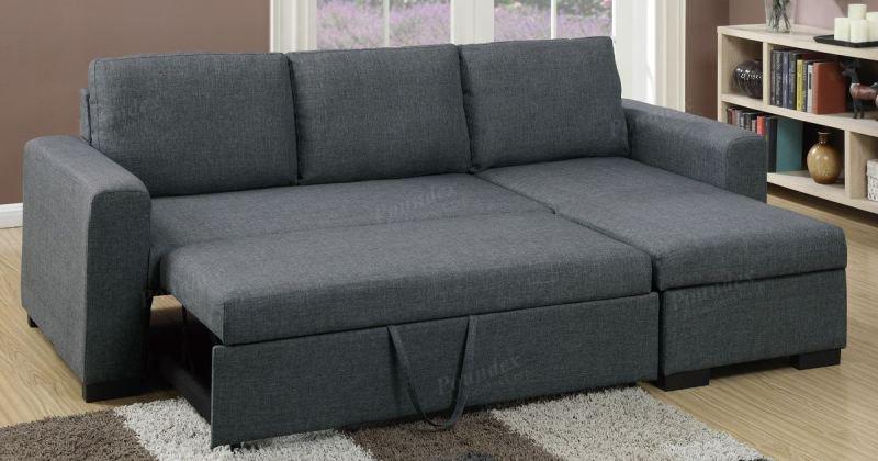 Mini pull out sofa