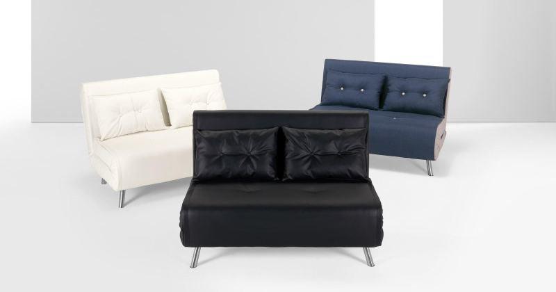 Mini sofa bed