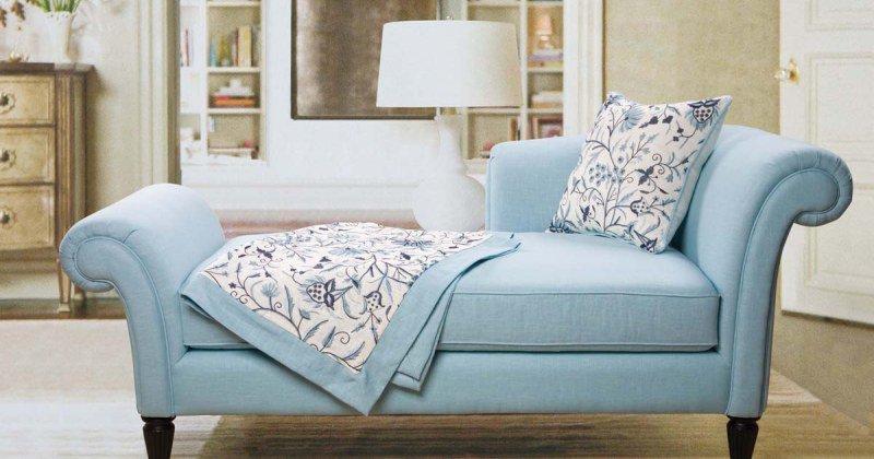 Mini sofa for bedroom