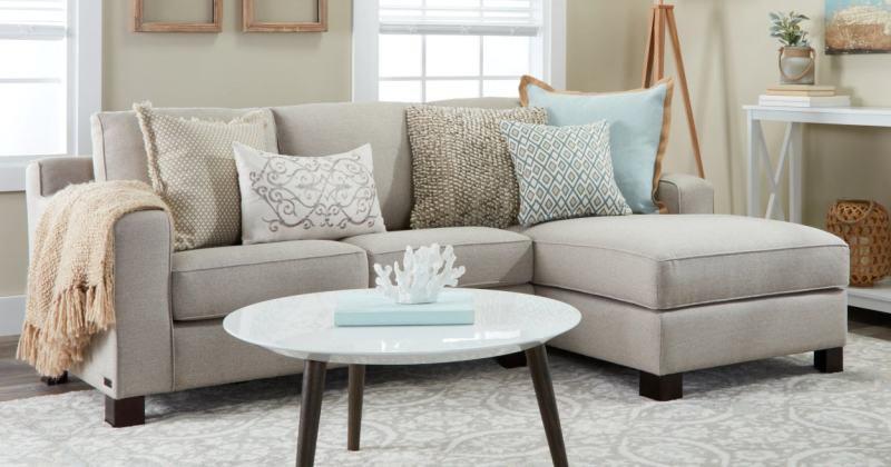 Mini sofa sectional