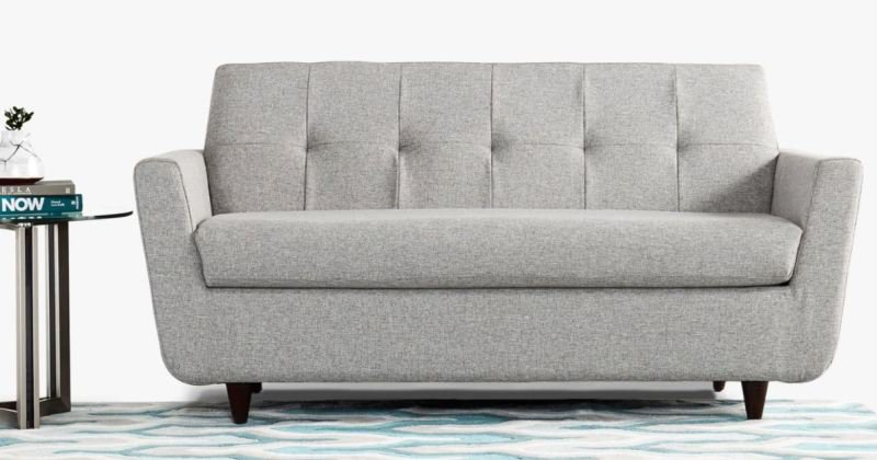 Mini sofa sleeper