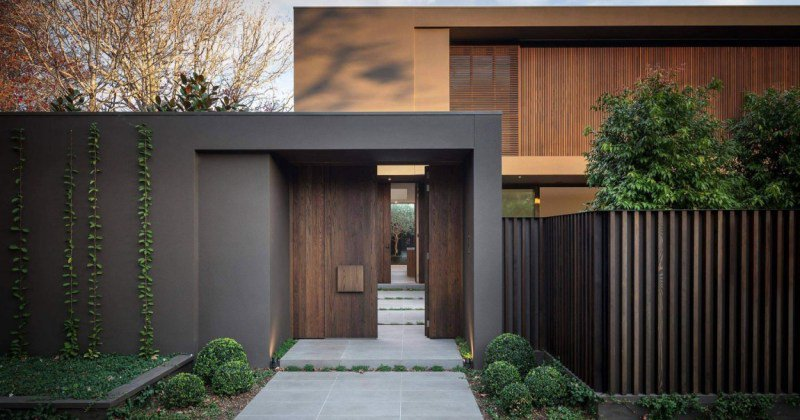 Modern house gate designs
